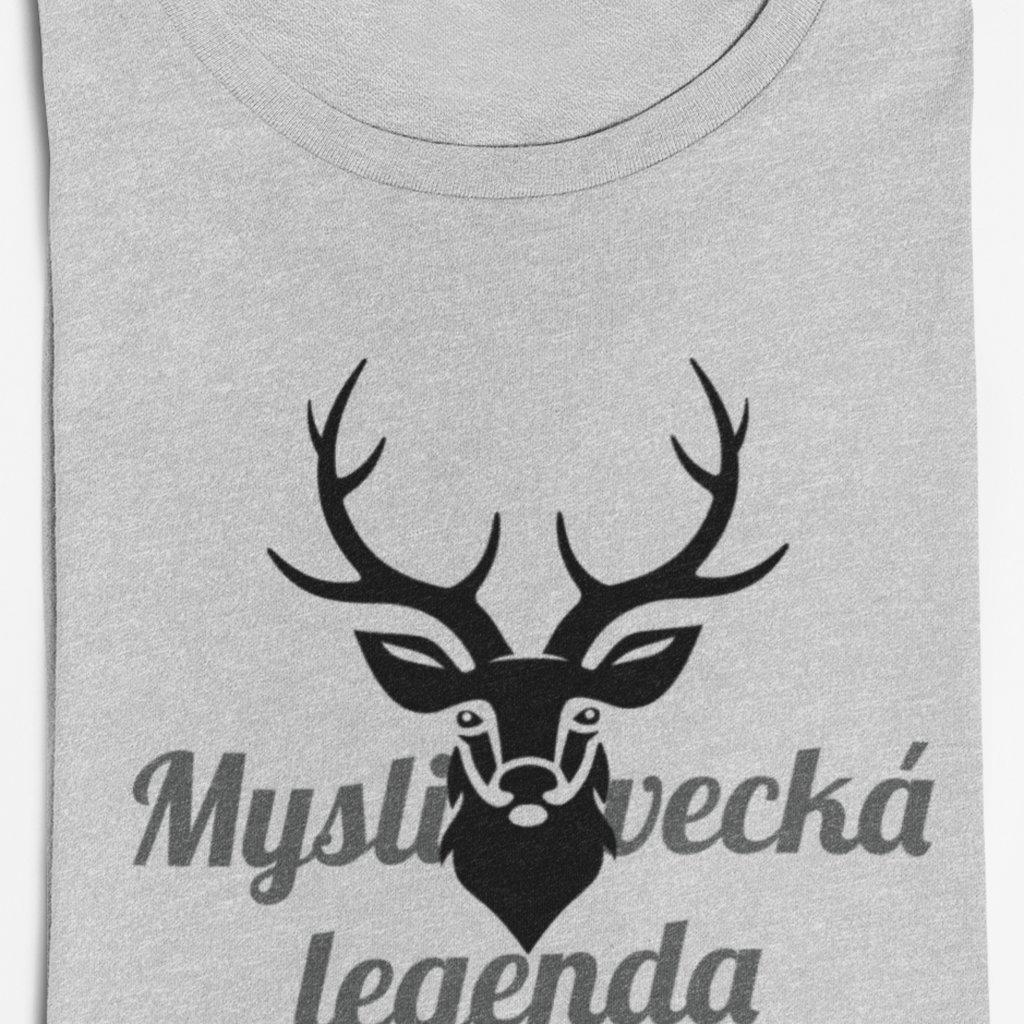 Pánské tričko Myslivecká legenda