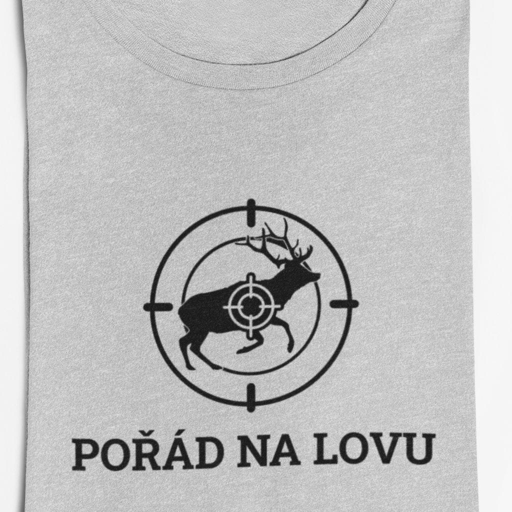 Pánské tričko Pořád na lovu