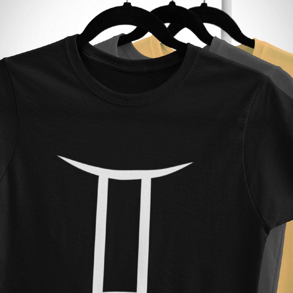 Pánské/Dámské tričko Znamení zvěrokruhu - blíženec