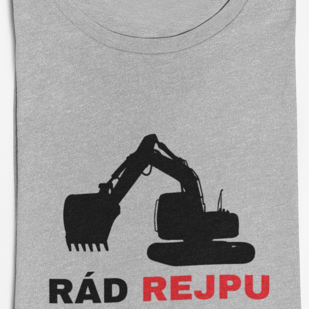 Pánské tričko Rád rejpu