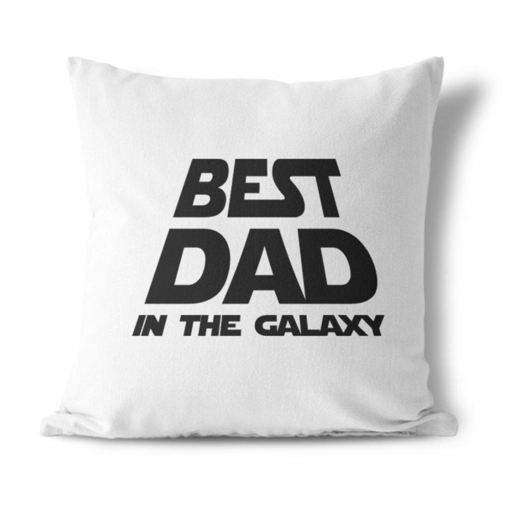Sada polštářků Best family in the galaxy