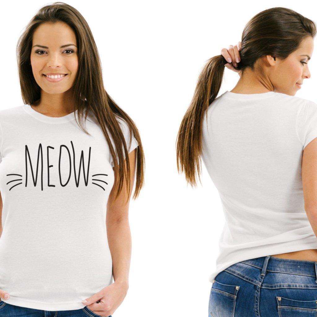 Dámské tričko 02 MEOW