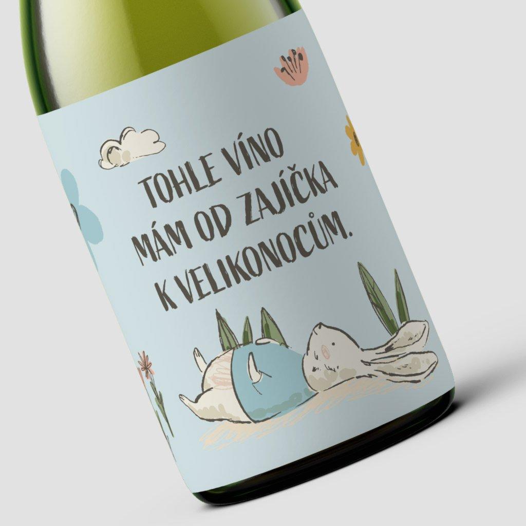 Velikonoční víno Od zajíčka