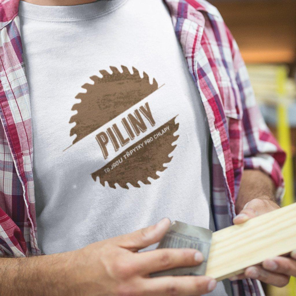 Pánské tričko Piliny