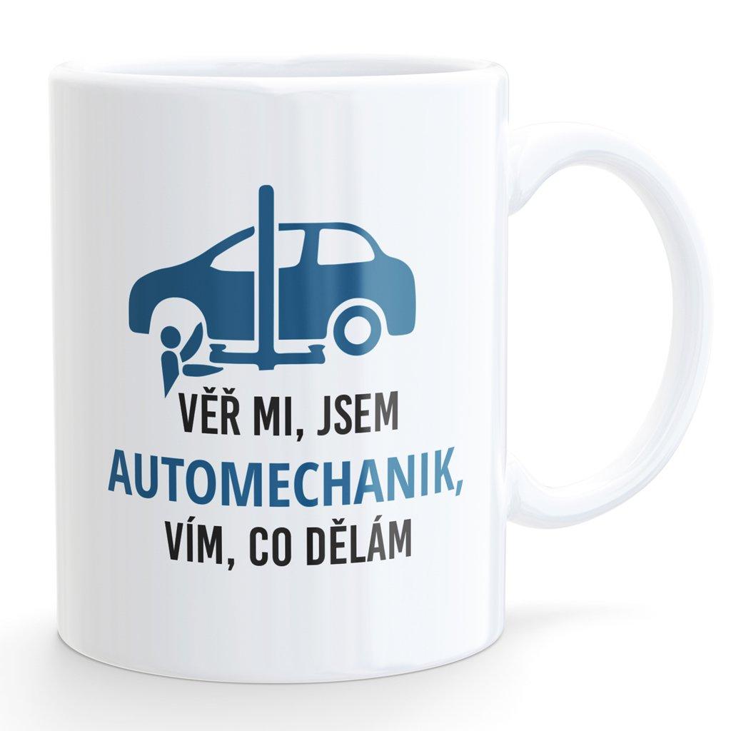 věř mi automechanik