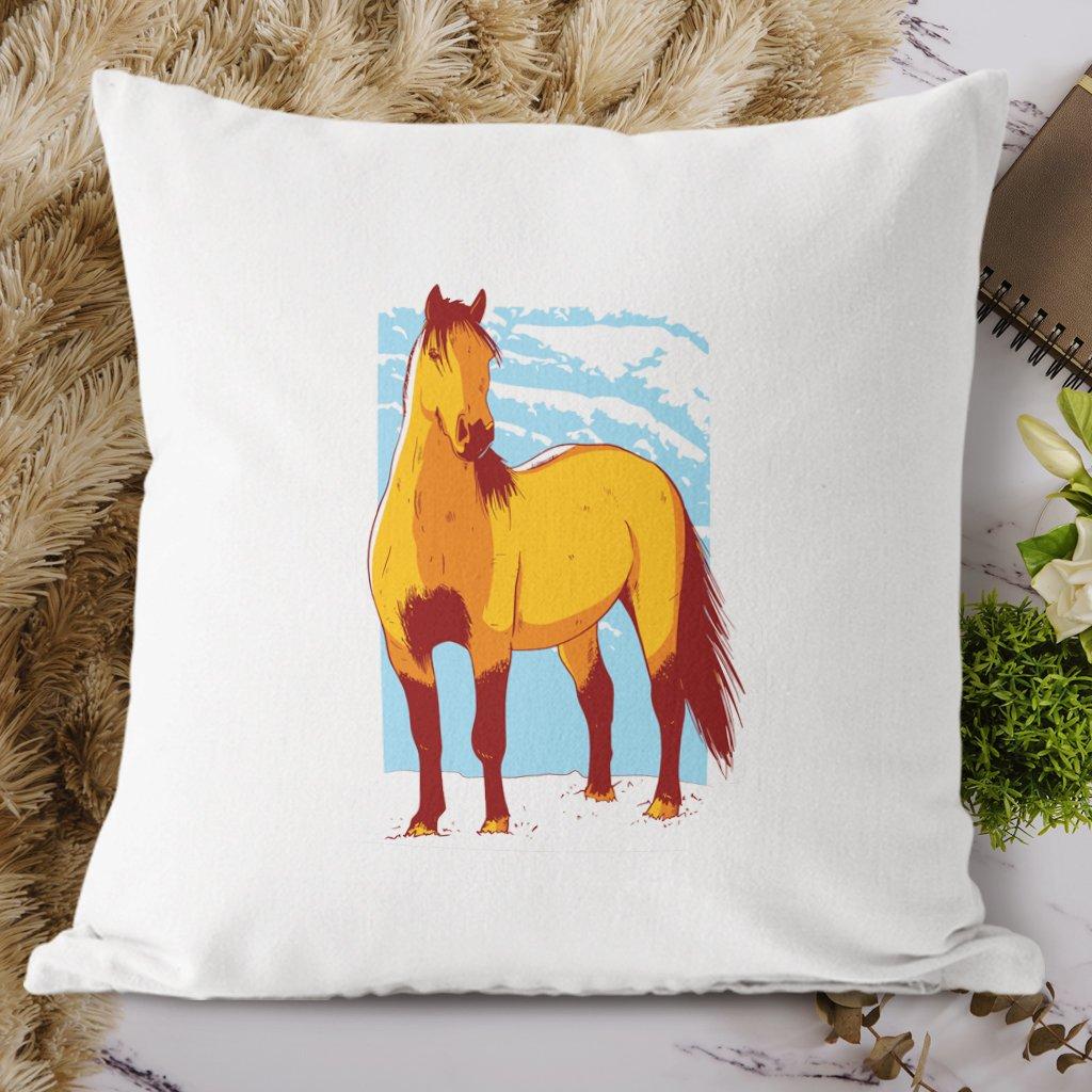 wild horse polštář
