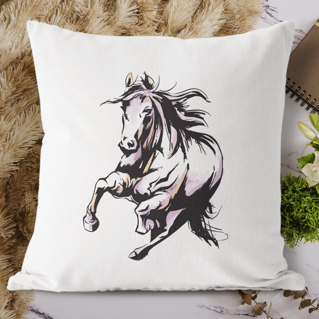 polštář running horse