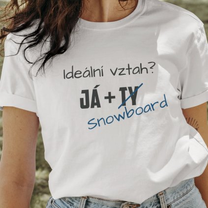 snowboard triko CZ