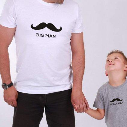 Dětské tričko Small Man