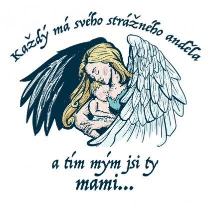 Plecháček pro maminku - Strážný anděl