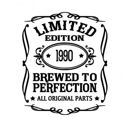 Brewed - Pánské tričko (rok na přání)