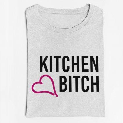 Dámské tričko Kitchen bitch