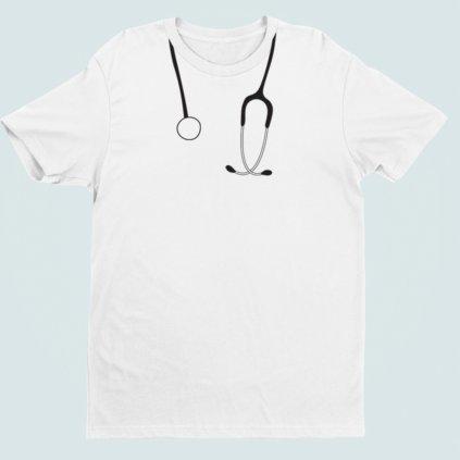 Pánské/Dámské tričko Cardioscope