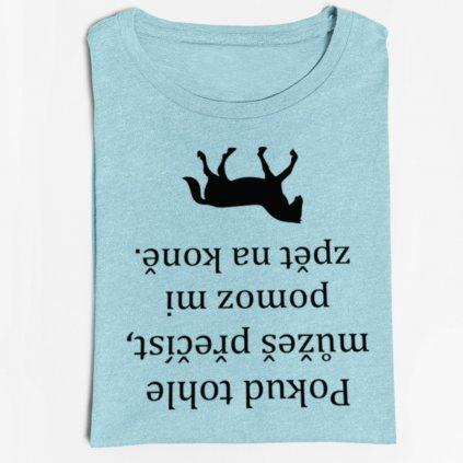 Pánské/Dámské tričko Pokud tohle můžeš přečíst