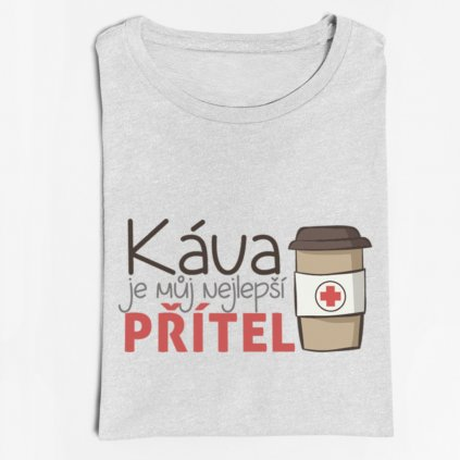 Pánské/dámské Káva je můj nejlepší přítel