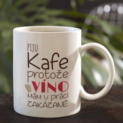 piju kafe vino