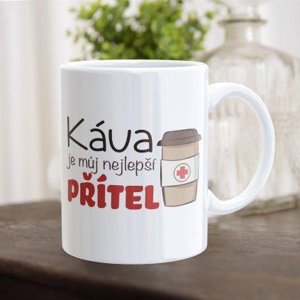 kava je muj pritel