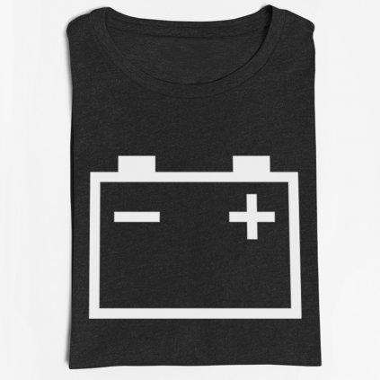 Pánské tričko Baterie