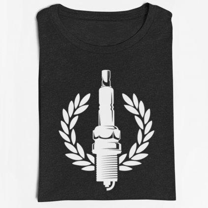 Pánské tričko Svíčka