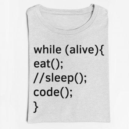 Pánské tričko IT cyclus