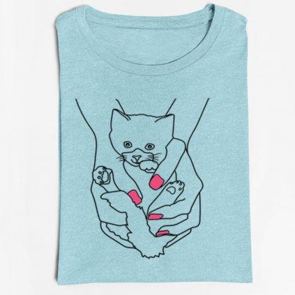 Dámské tričko Koťátko