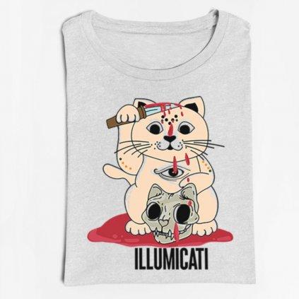 Pánské tričko Illumicati 2