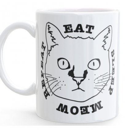 Hrneček Cat life