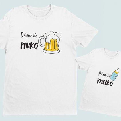 Pánské tričko Dám si pivko