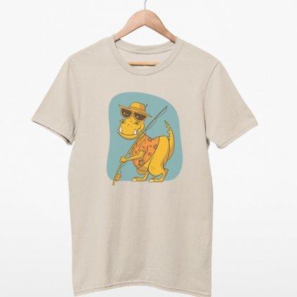 Pánské tričko - Dinosaurus