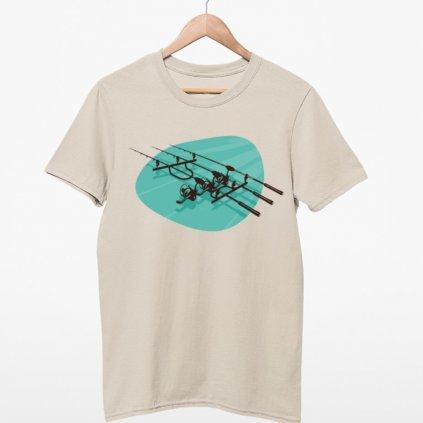 Pánské tričko - Pruty