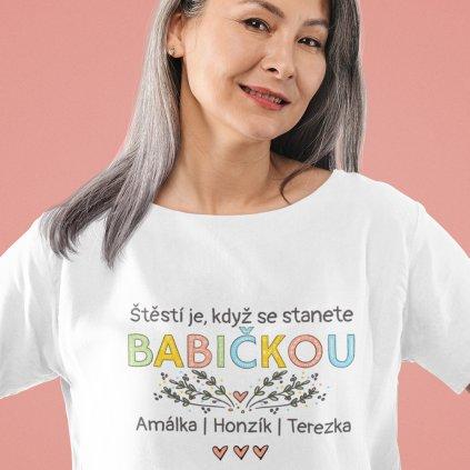 babička trič profi
