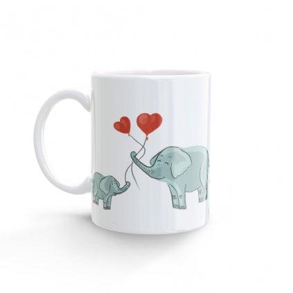 Hrneček Sloní láska