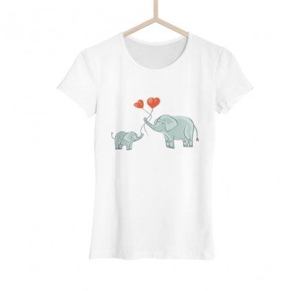 10 sloni triko
