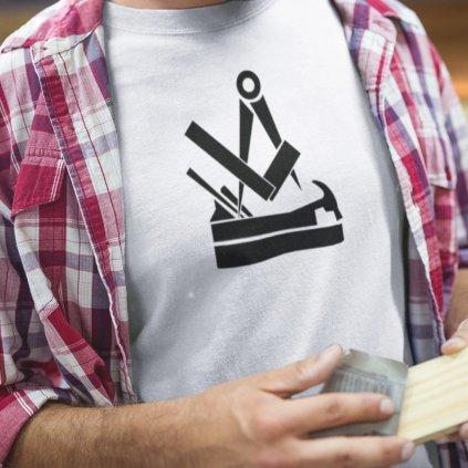 Pánské tričko Truhlařina