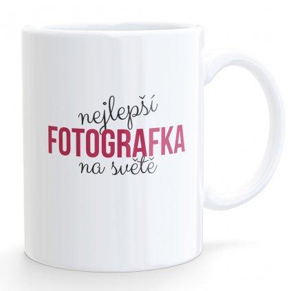 nejlepší fotografka