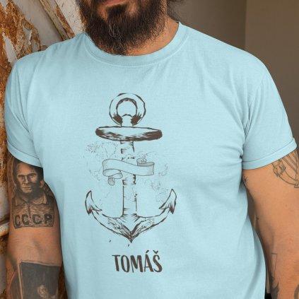 Vodácké tričko - Vodácká legenda s vlastním jménem