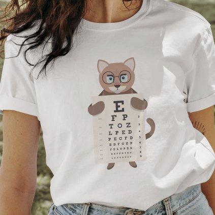 oční zkouška