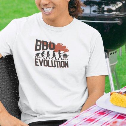 BBQ Evolution Bílé