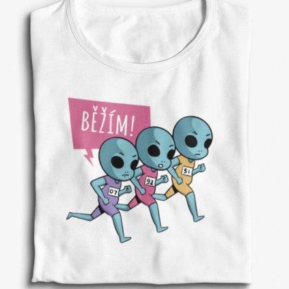 Běžím aliens
