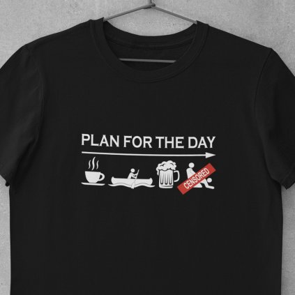 plan for the day černé