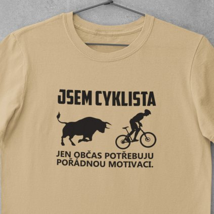 jsem cyklista písek