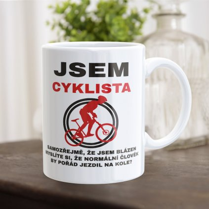 jsem cyklista