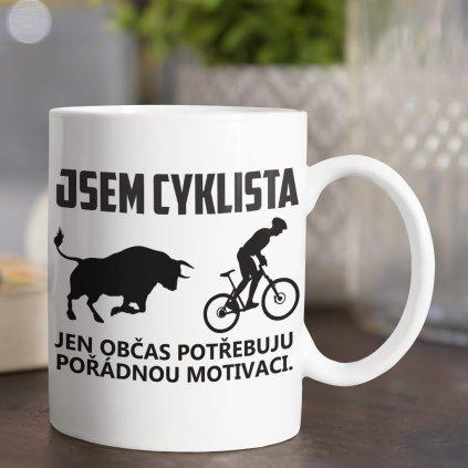 jsem cyklista motivace