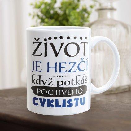 poctivý cyklista