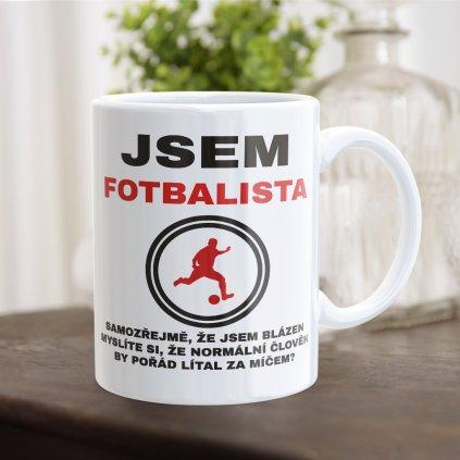 jsem fotbalista