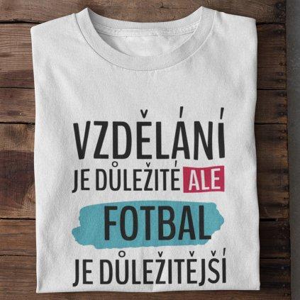 vzdělání Fotbal