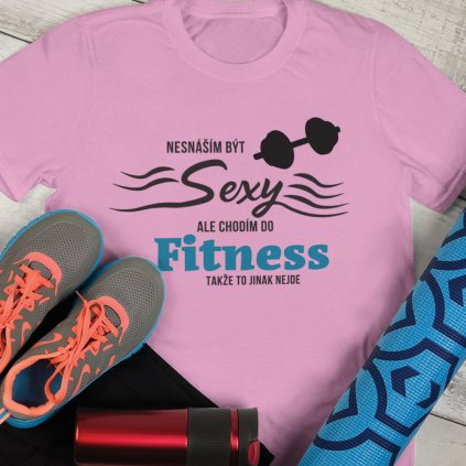 sexy fitness růž
