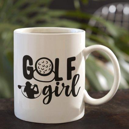 hrnecek golf girl