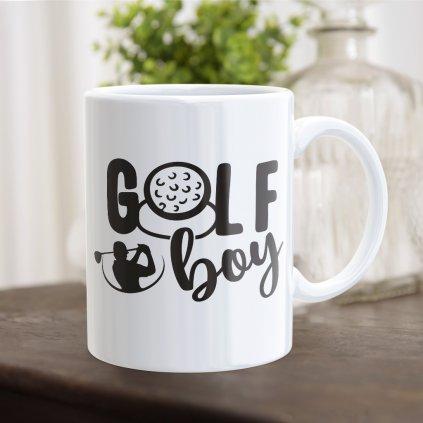 hrnecek golf boy