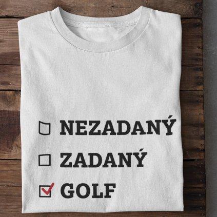 zad nezad golf